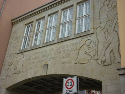 Tagesfahrt Magdeburg -